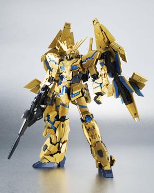 ROBOT 魂【SIDE MS】ユニコーンガンダム3号機フェネクス(デストロイモード)