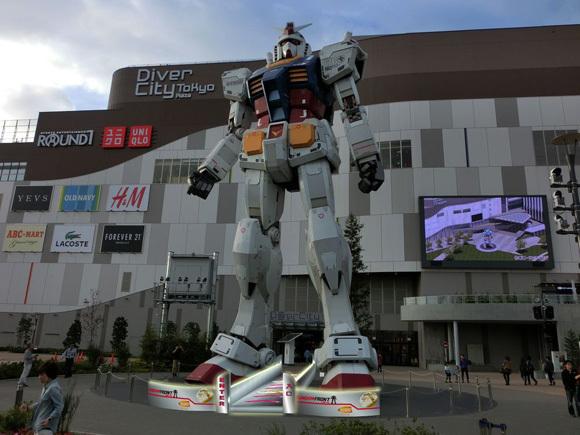 ガンダムフロント東京