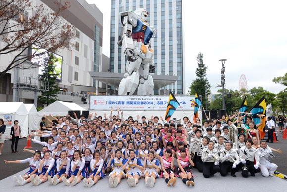 TOKYOガンダムプロジェクト2014
