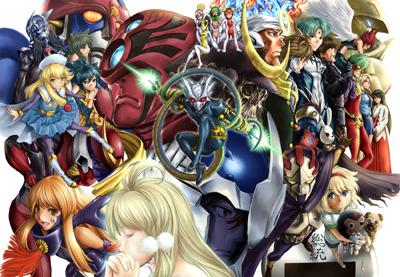 村枝賢一、たかしげ宙らが参加「ヒーロークロスライン」シリーズ描き下ろし新作