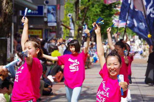 Dance Dance Dance @ YOKOHAMA 2015