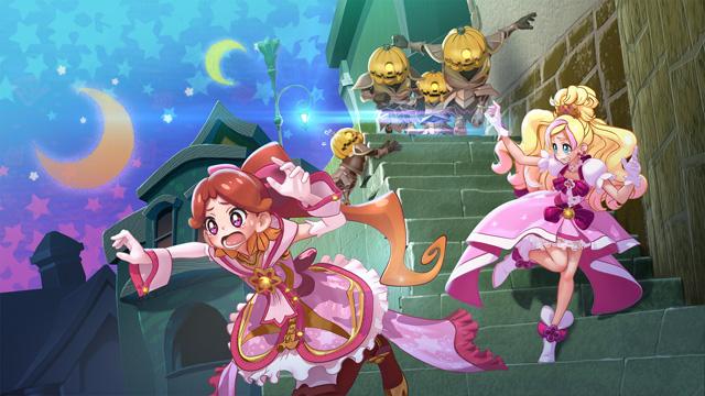 映画『Go!プリンセスプリキュア』は豪華3本立てで上映決定!