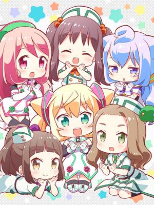 ハッカドール THE あにめ~しょん×Wake Up Girls!
