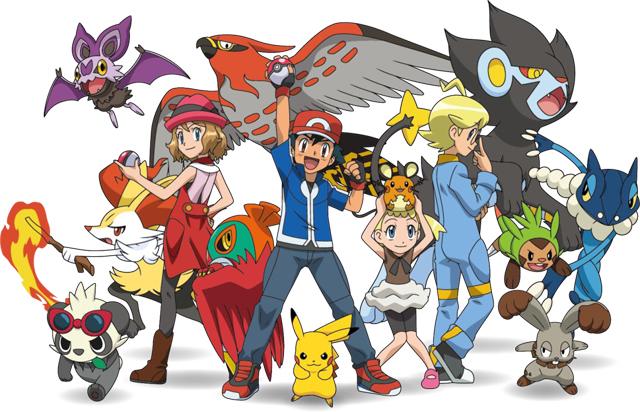 Pokemon Xyz Games Images | Pokemon Images