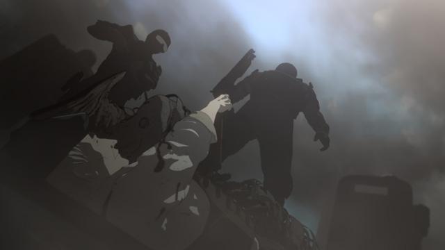 亜人 -衝突-