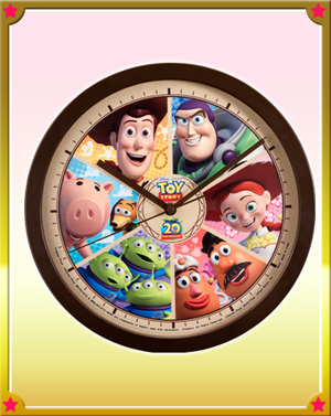 TOY STORY 20th Anniversary