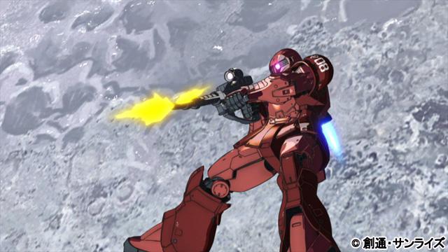 機動戦士ガンダム THE ORIGIN IV