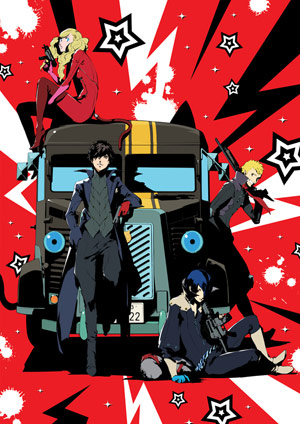 PERSONA5 The Animation -THE DAY BREAKERS-