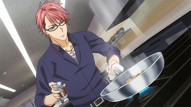 食戟のソーマ 弐ノ皿