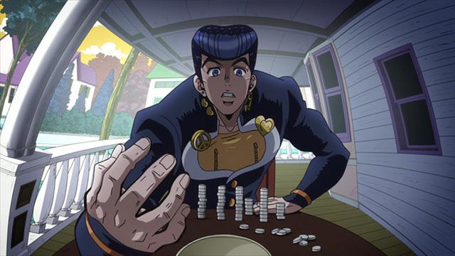 ジョジョの奇妙な冒険 ダイヤモンドは砕けない