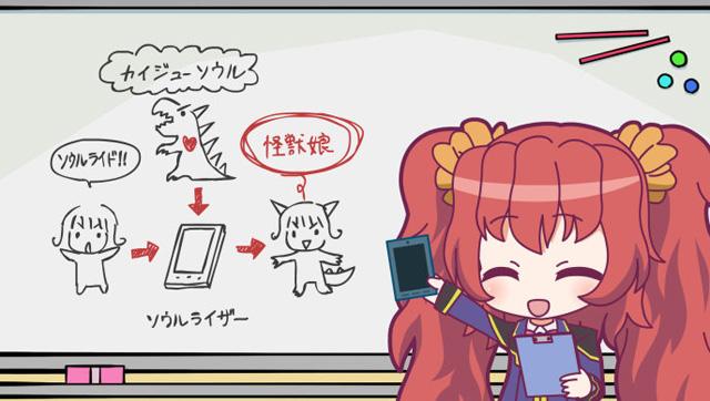 怪獣娘~ウルトラ怪獣擬人化計画怪獣擬人化計画~