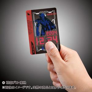 カードダス 仮面ライダー電王 ライダーチケット10thてんこ盛りコレクション