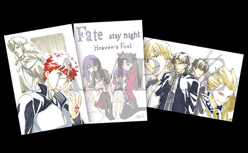 Fate/stay night Heavens Feel