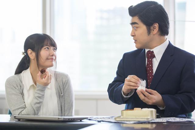ロボカトー中島と花沢さん!