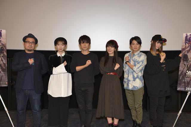 劇場版『進撃の巨人』Season 2~覚醒の咆哮~