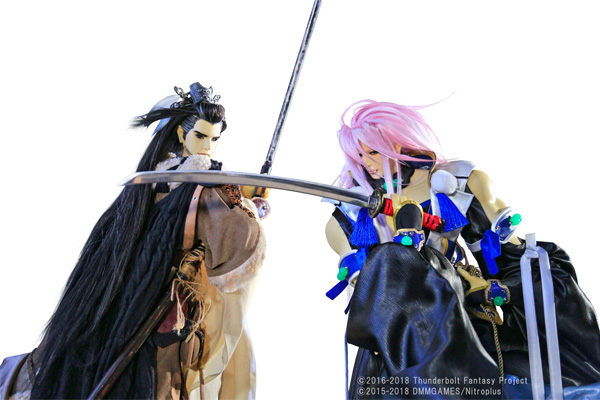Thunderbolt Fantasy 刀劍亂舞2