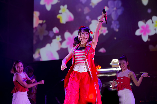 NANA MIZUKI LIVE ISLAND 2018+
