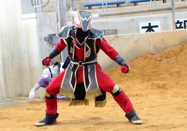 闘牛戦士ワイドー