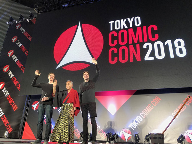 東京コミコン2018