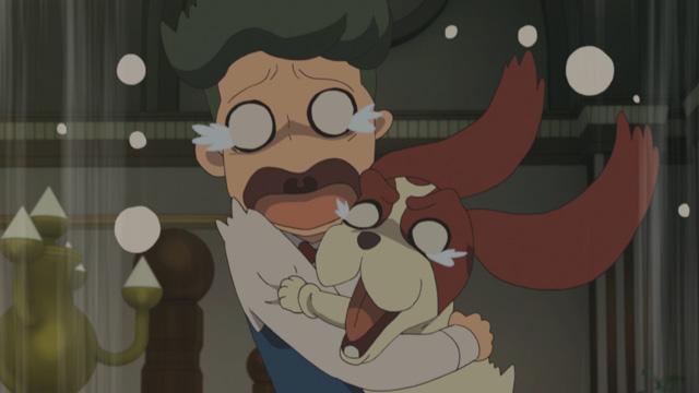 レイトン ミステリー探偵社 ~カトリーのナゾトキファイル~