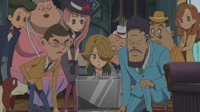 レイトンミステリー探偵社~カトリーのナゾトキファイル~