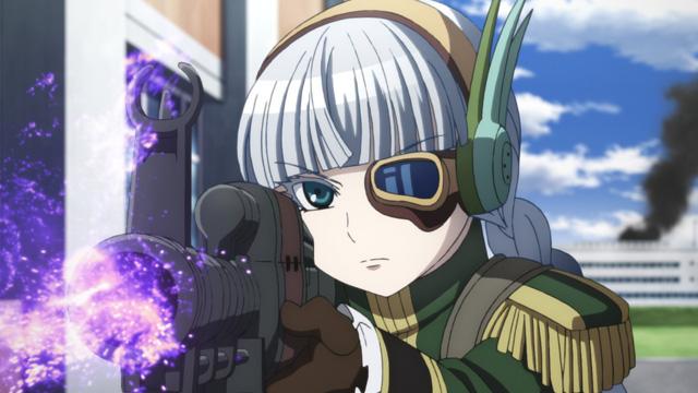 魔法少女特殊戦あすか