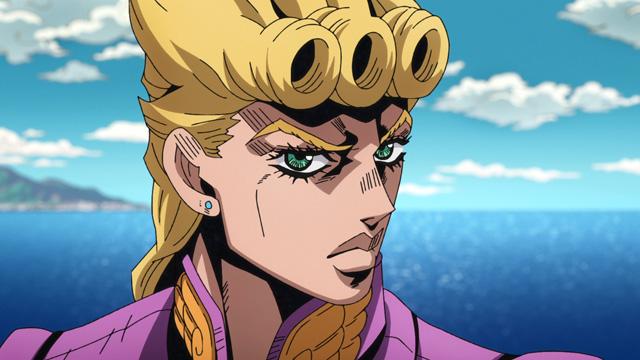 ジョジョの奇妙な冒険 黄金の風