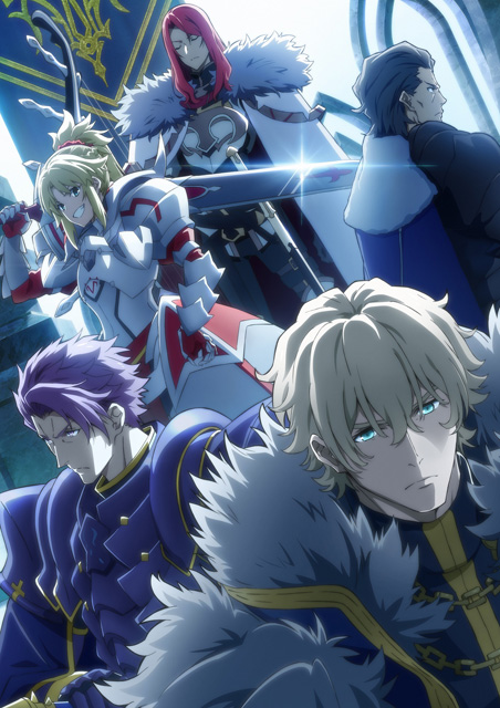 fa劇場版 Fate/Grand Order -神聖円卓領域キャメロット-