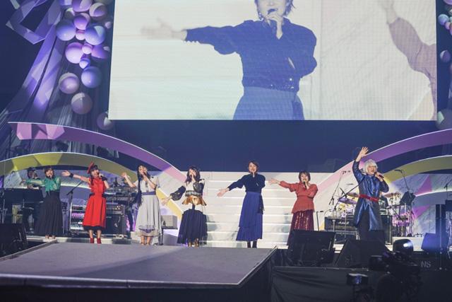 『魔法少女リリカルなのは』15周年記念イベント「リリカル☆ライブ」