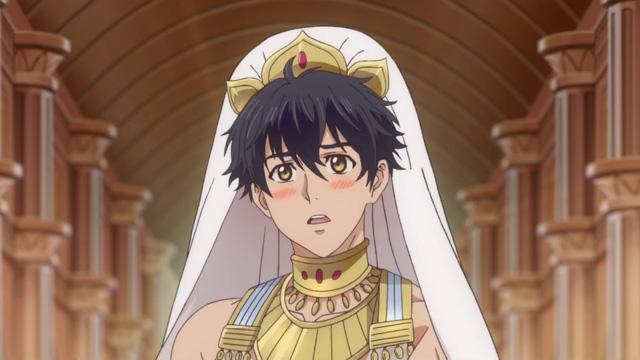 巨人族の花嫁