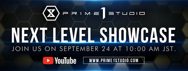 PRIME1STUDIO NEXT LEVEL SHOWCASE
