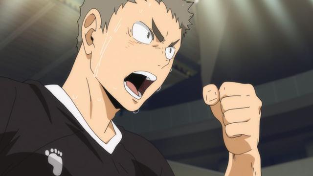 ハイキュー!! TO THE TOP 第2クール