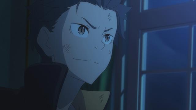 Re:ゼロから始める異世界生活 2nd season 後半クール