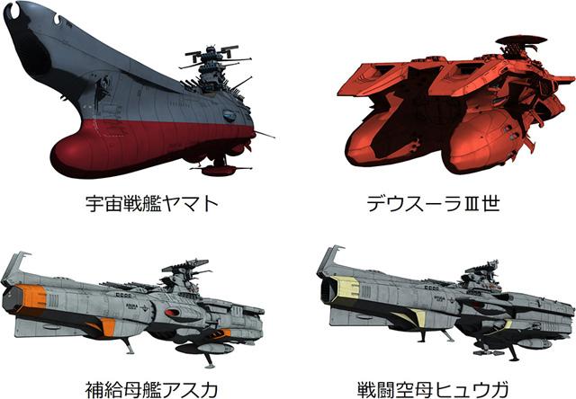 宇宙戦艦ヤマト2205 新たなる旅立ち 前章 –TAKE OFF