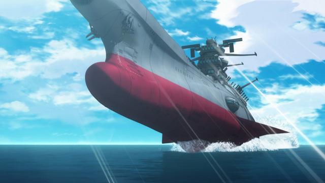 宇宙戦艦ヤマト2205 新たなる旅立ち 前章 –TAKE OFF-