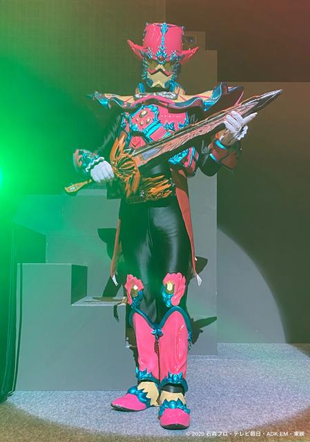 仮面ライダーセイバー ファイナルステージ&番組キャストトークショー