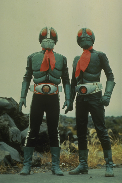 東京国際映画祭 生誕50周年「仮面ライダー」特集