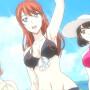 『指先から本気の熱情』第5話 消防士3人&OL3人で訪れた夏のビーチ