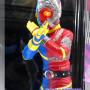 電流火花が身体を走る ジロー チェンジ キカイダー!